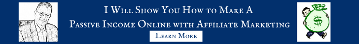 Make A Passive Income Online with Affiliate Marketing